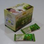 3g x 30 sachet pack of Wheat Grass Powder (002)