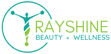 Rayshine Beauty & Wellness Logo